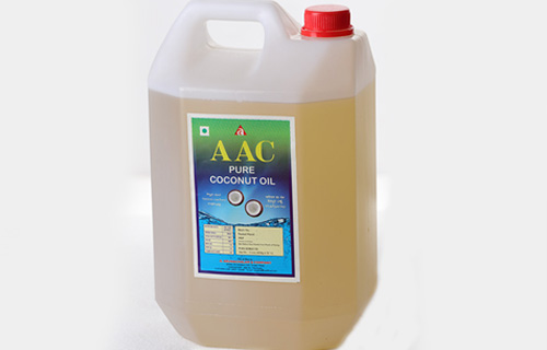 AAC Coconut Oil