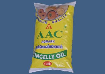 AAC Coconut Oil AAC Sesame Oil